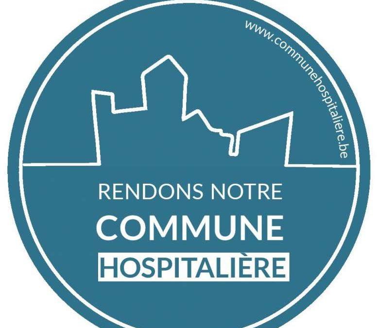 Berchem commune hospitalière