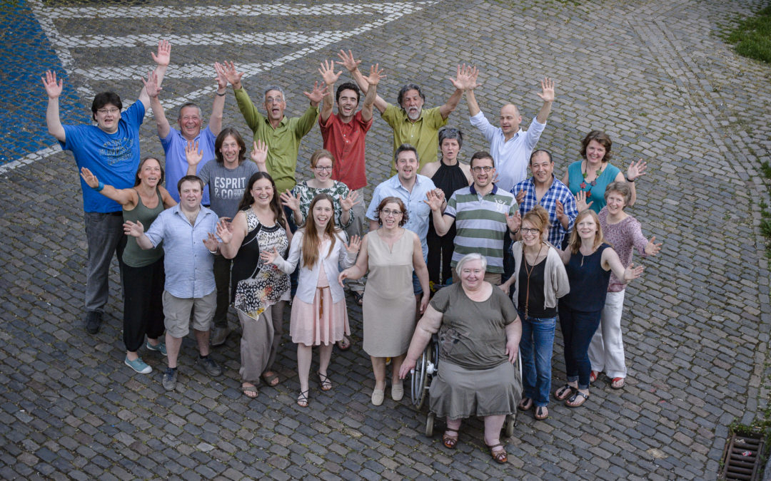 27 candidats pour ECOLO GROEN BERCHEM