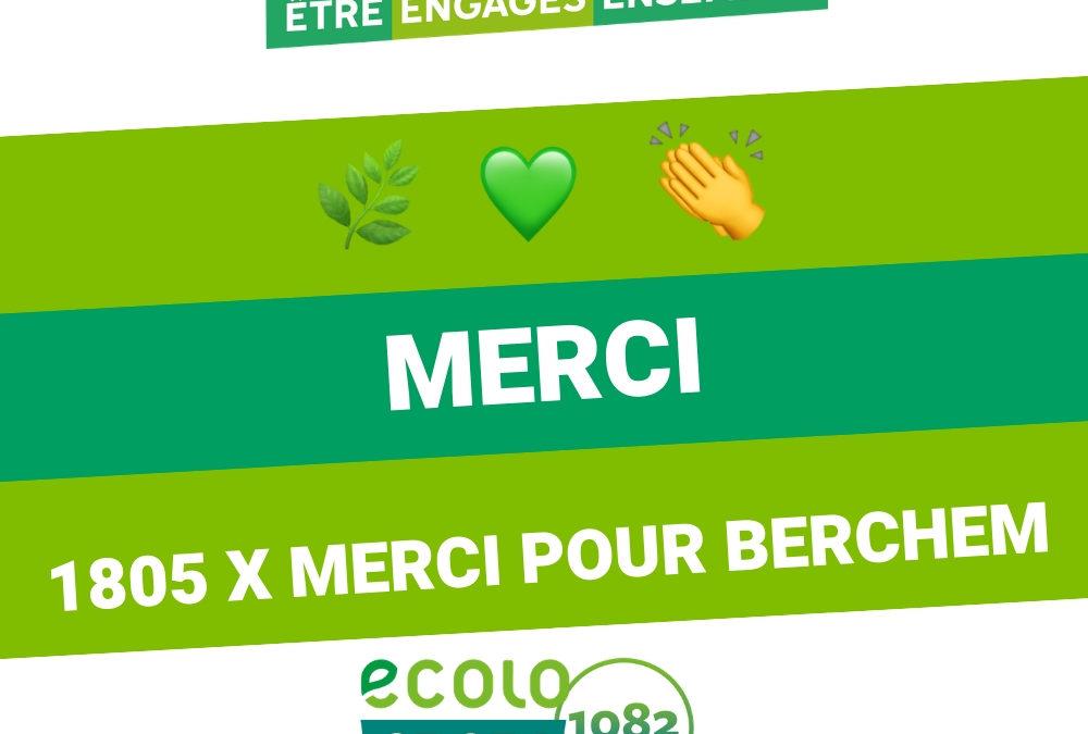 Ecolo Groen entre en majorité !