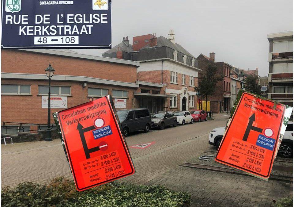 Rue Scolaire – Schoolstraat