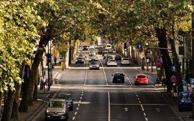 Se déplacer, une autre manière de vivre la ville / De verschillende verplaatsingsmogelijkheden bieden ons zoveel manieren om de stad te beleven.